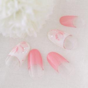 新百合ヶ丘ネイルサロン|桜ネイル