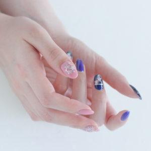 新百合ヶ丘ネイルサロン「ネイルマーナ」~春ネイルデザイン|桜ネイル