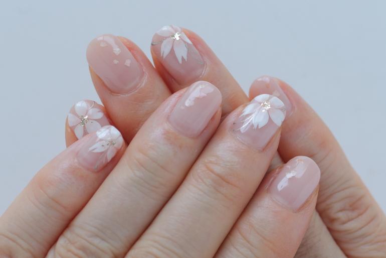 新百合ヶ丘ネイルサロン「ネイルマーナ」~春ネイルデザイン 桜ネイル2021